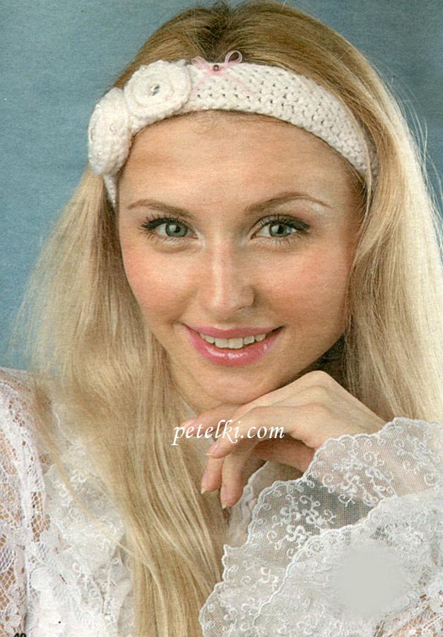 Вязанные спицами свитера для девушек
