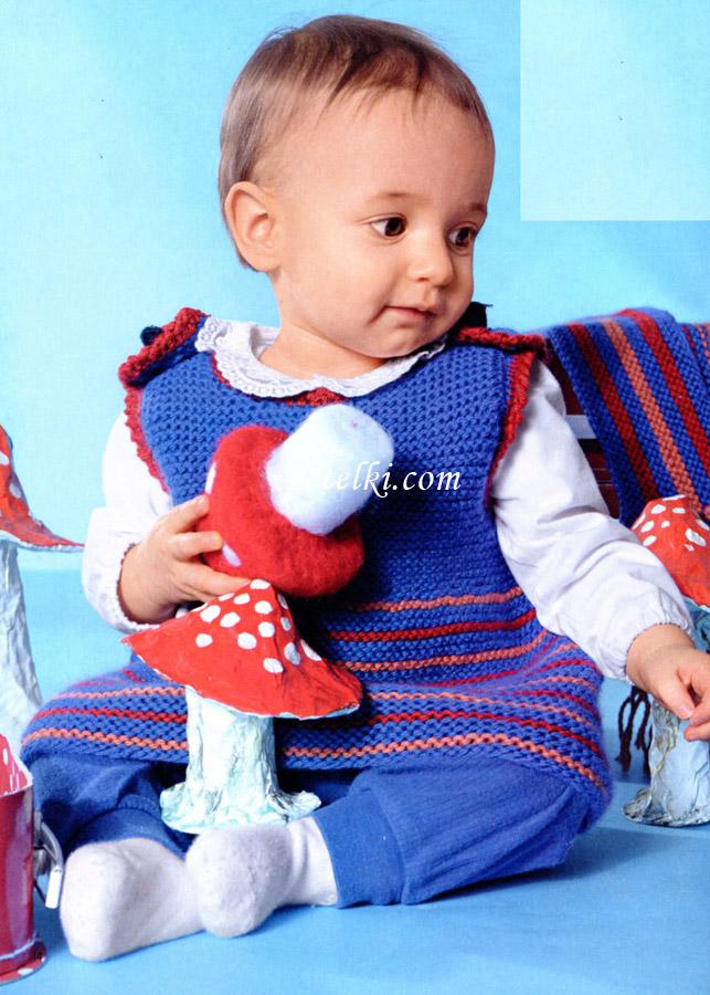 крючком для малышки Схемы и узоры по